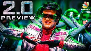 2.0 Preview : Expecting 100 Crores Collection on First Day ?