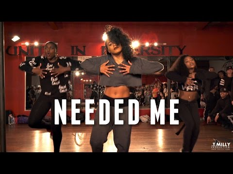 Needed Me  @Rihanna  Choreography  Eden Shabtai  Filmed  @TimMilgram