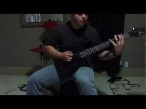 Now Arise- Born Of Osiris (guitar Cover)