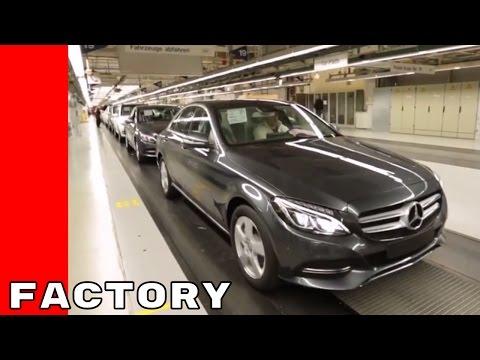 Mercedes C Class W205 Production Factory Plant