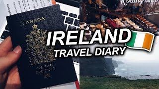 IRELAND TRAVEL DIARY