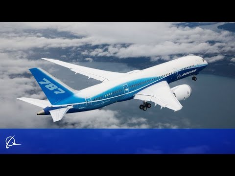 Boeing 787 Dreamliner 10 Years Since First Flight Youtube