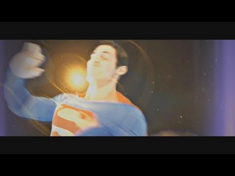 Superman: The Golden Child Tribute - (Superman Theme Rock Style)
