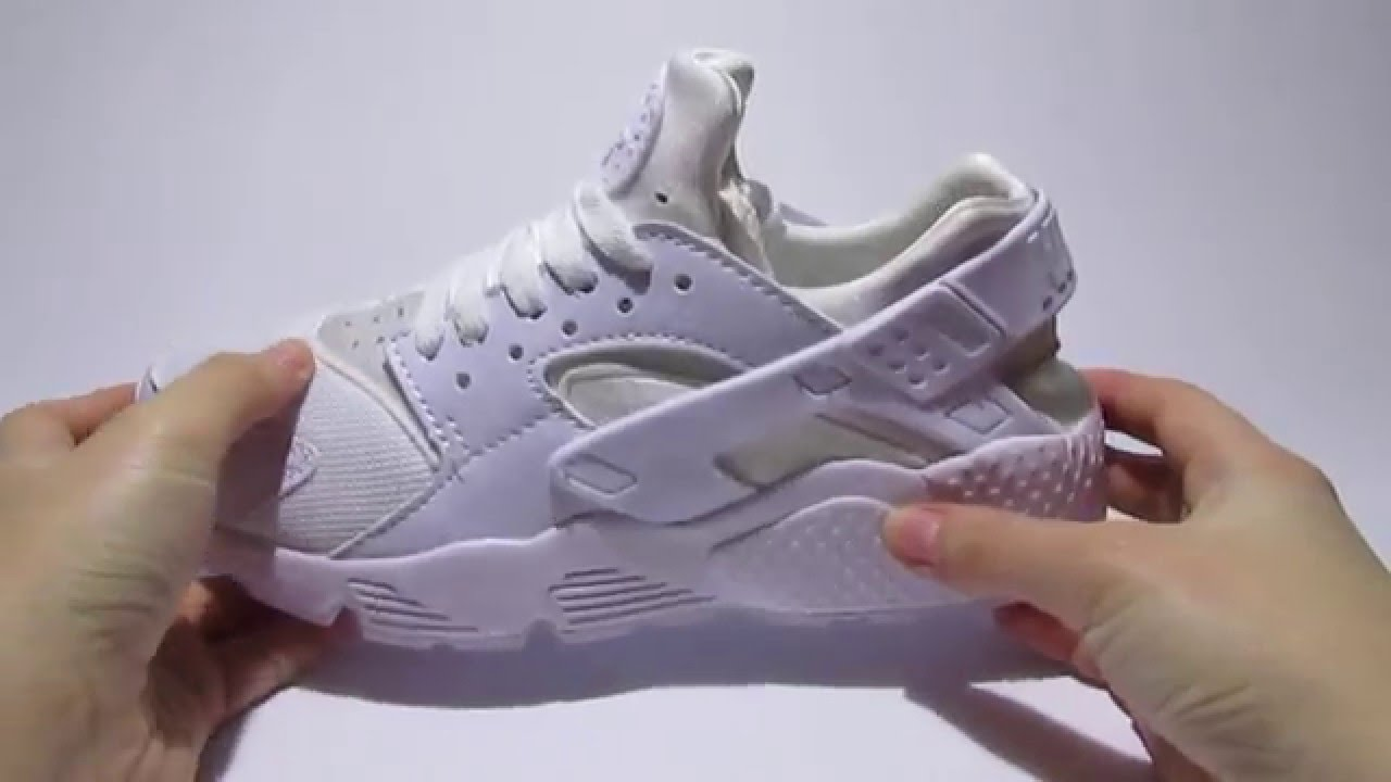 f5991dc3 Обзор женских кроссовок Nike Air Huarache - YouTube