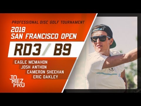 2018 San Francisco Open | Final Rd, B9 Chase Card | McMahon, Oakley, Anthon, Sheehan