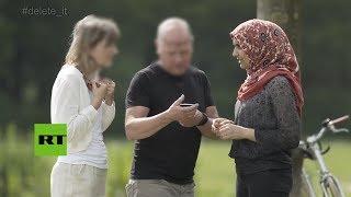 Experimento social sobre el racismo en Países Bajos