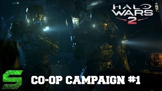 Halo Wars 2:Co-op Campaign:With Nick:Episode 1