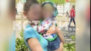 Мать 4 дня смотрела как умирает двухлетний сын, избитый отчимом