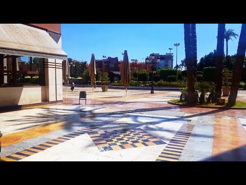 Marrakech Center, Gueliz by FOOT!