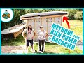 Pose du bacacier sur la cabane - LPMDP #24