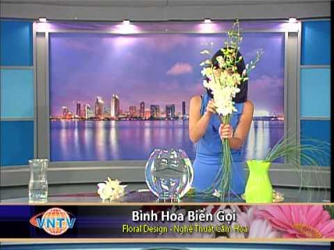 Floral Design - Nghệ Thuật Cắm Hoa: Bình Hoa Biển Gọi