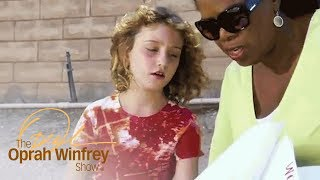 Oprah Meets a Schizophrenic Child With Over 200 Imaginary Fr...