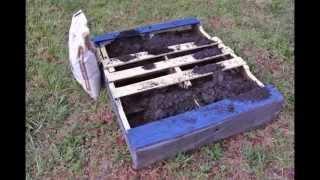 Pallet Garden/raised Bed Idea For Spring! 2014