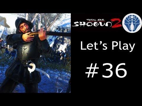 """Let's Play: Shogun 2 - Otomo Campaign (Legendary) - Part 36: """"Nanban Trade Ship"""""""