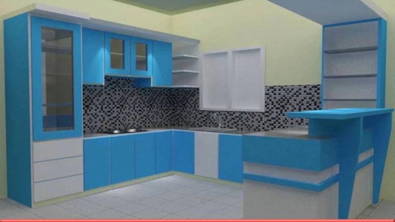 0853-4787-8600 (Tsel) Pembuatan Kitchen Set Surabaya - YouTube