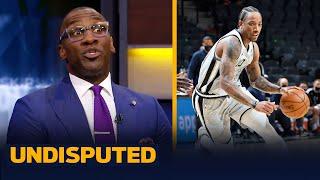 Skip \u0026 Shannon on whether the Lakers should make a trade for DeMar DeRozan I NBA I UNDISPUTED