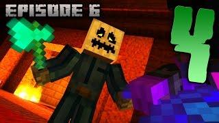 MINECRAFT: Story Mode Эпизод 6 прохождение - ЛОВУШКИ МАНЬЯКА #4