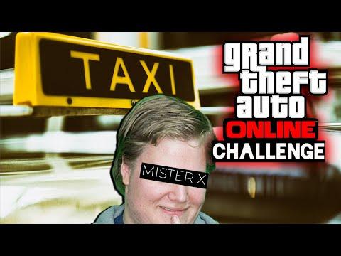 Die Suche nach Mister X in GTA Online!
