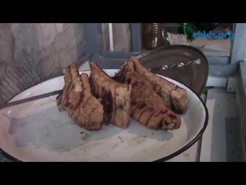 ხარაგაულში შებოლილი ხორცის წარმოება დაიწყო