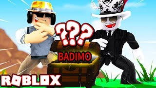 UNCOVERING BADIMO'S BIGGEST SECRETS!!! | Asimo3089 & BadCC (Roblox Jailbreak)