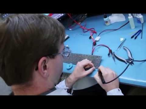 Electronics Technology, Electronics Engineering Technology, and Electrical Engineering at Daktronics