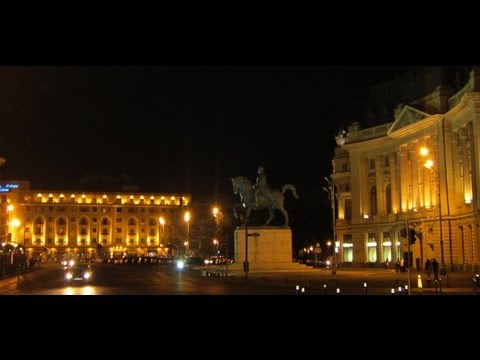 Bucharest a one minute guide