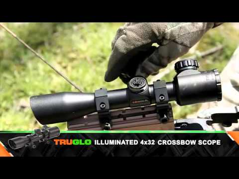 Top 5 Crossbow Scope Reviews: Best Crossbow Scopes 2019 - Mike's