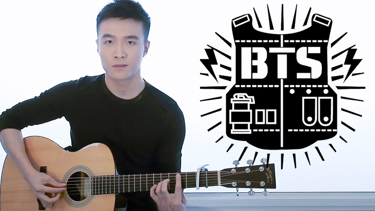 bts-blood-sweat-tears-guitar-cover-leonguitar