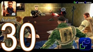 Brothers In Arms 3 Sons of War Android Walkthrough - Part 30 - Chapter 8: Aalborg, Denmark