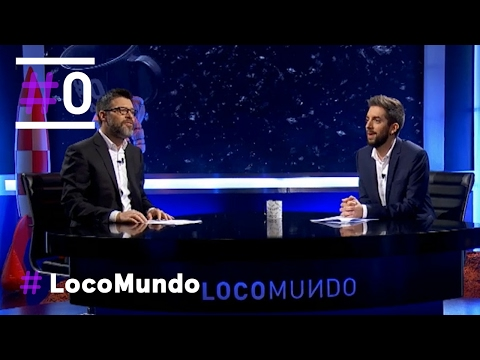 LocoMundo: Quequé y las noticias falsas en redes sociales #LocoMundo17 | #0