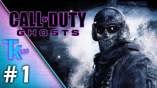 Call of Duty Ghost (XBOX ONE) - Mision 1 - Español (1080p)
