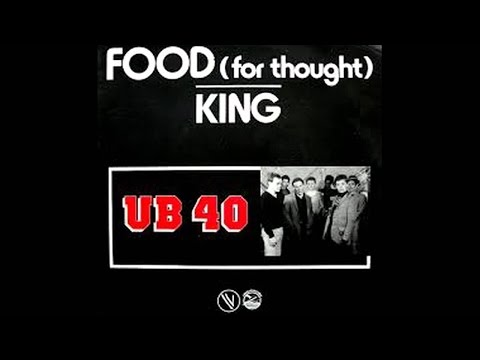 UB40 - Food For Thought (With Lyrics)