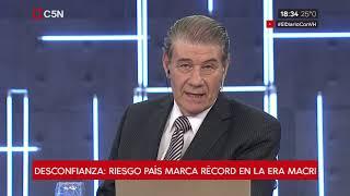 Feriado negro: se desploman las acciones argentinas en EE.UU.