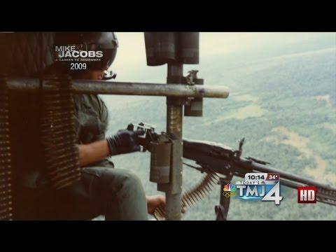 Mike talks to American hero and Vietnam War vet Gary Wetzel