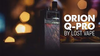 Orion Q-PRO апрейд orion Q | обзор Enjoy Smoke