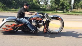 Top 10 Most Insane Motorcycles In The World