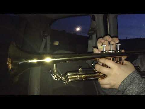 How to play seven nation army on trumpet easy
