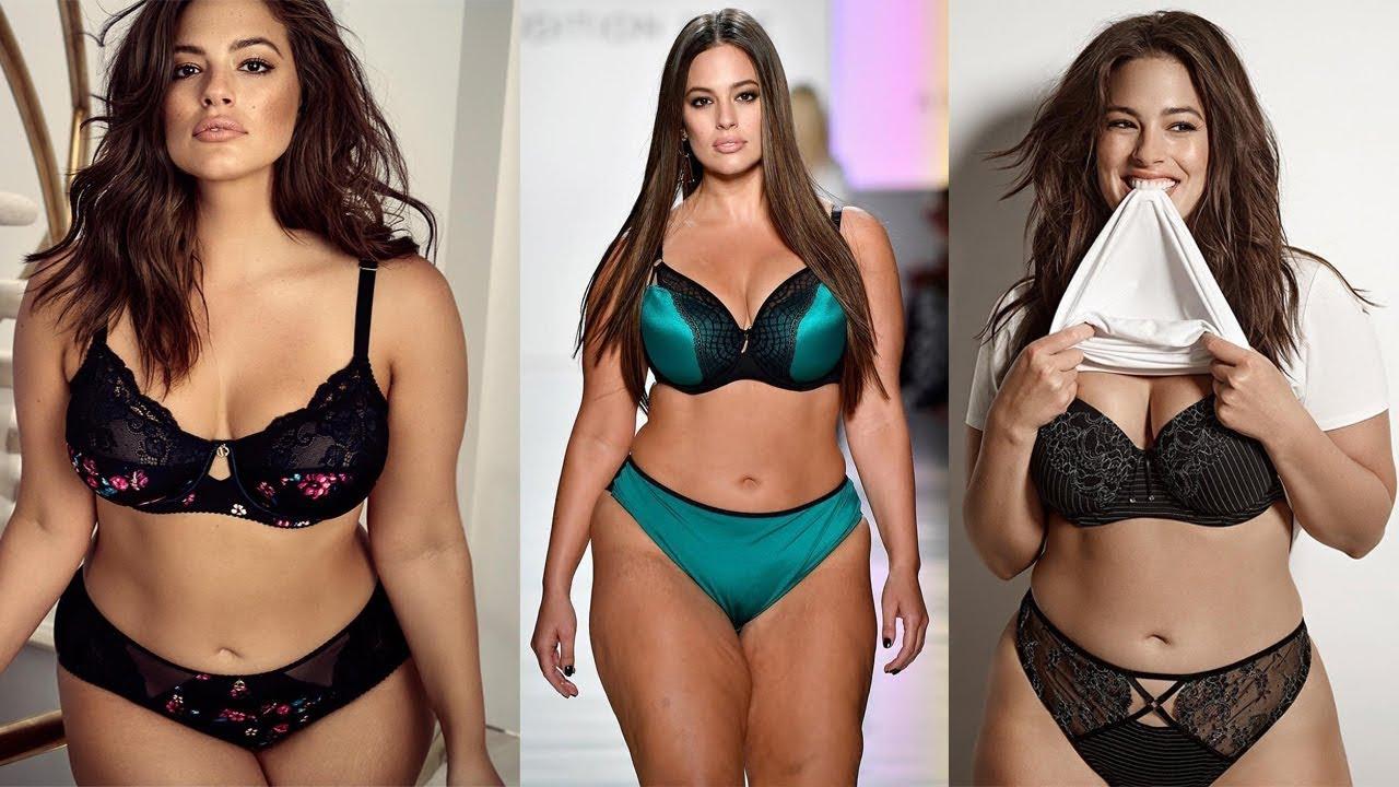 Ashley Graham - Plus Size Model | Trendy Fashion | Curvy Women Outfits