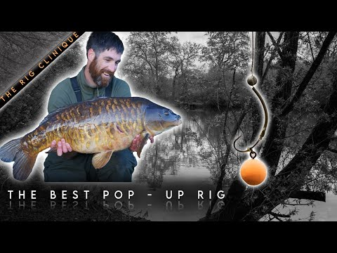 CARP FISHING ~ THE BEST POP UP RIG FOR BIG CARP..... (Simple and effective)