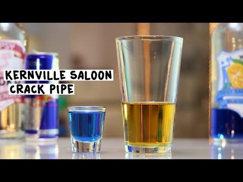 Kernville Saloon Crack Pipe - Tipsy Bartender