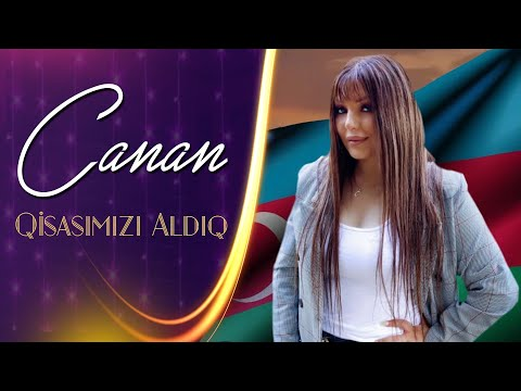 Canan - Qisasimizi Aldiq 2020 (Official Lyric Audio)