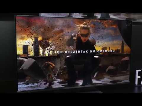 Panasonic FX750 4K HDR TV | Premium | Panasonic Convention 2018