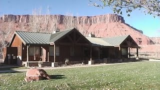 Sorrel River Ranch  - Moab Utah - Hotel Erotica Film Location