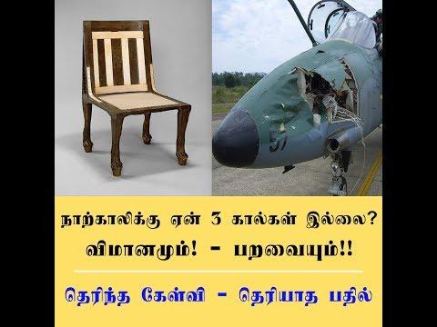 தெரிந்த கேள்வி - தெரியாத பதில்   Suryan Explains thumbnail