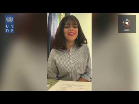 AKID2030 - Message de solidarité de Nour El Alaoui