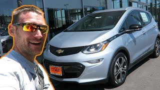 Chevy Bolt - A Lot Better than Expected