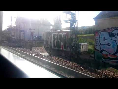 RER C - Versailles Chantiers to Petit Vaux (Train in Paris)