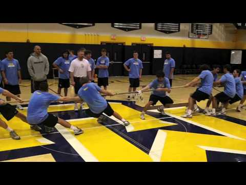 """Todd Knows"" Marquette Lacrosse Strength and Conditioning Video"