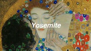 Lana Del Rey // yosemite [Lyrics]