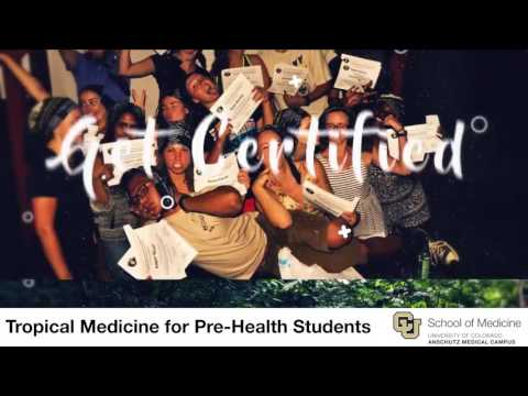 Two Week Pre-Med/Pre-Health Classes in Costa Rica